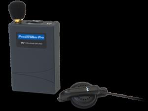 PockeTalker Pro personal listening device