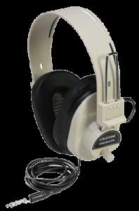 Califone noise cancelling headphones