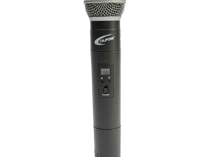 Califone handheld mic