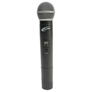 Califone handheld mic