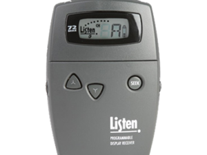 Listen transmitters and receivers