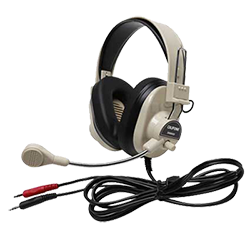 noise cancelling headset mic