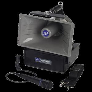 AmpliVox PA system