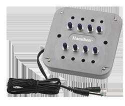 Hamilton audio equipment