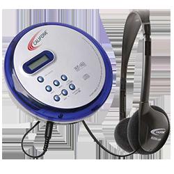 Califone CD player