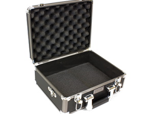 audio equipment carrying case