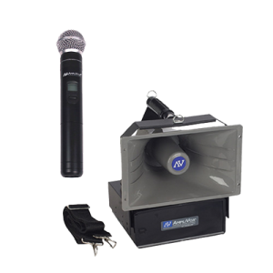 Anchor Audio portable PA system with handheld mic