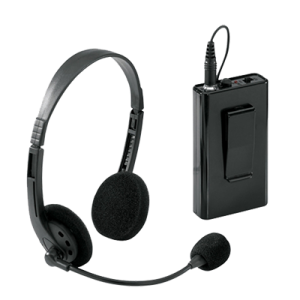 wireless headset microphone