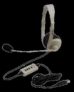 headphone microphone