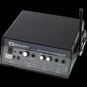 AmpliVox multimedia stereo amplifier