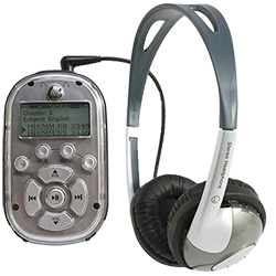 personal listening device