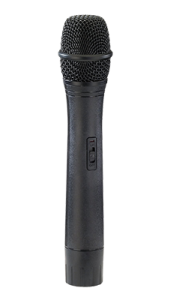 wireless handheld mic