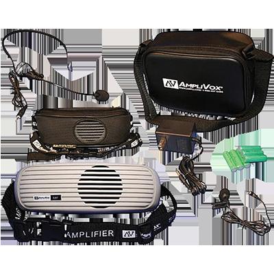 Amplivox portable PA system