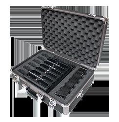 audio equipment carrying case