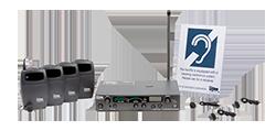 ADA compliant listening device