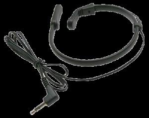 neck loop microphone