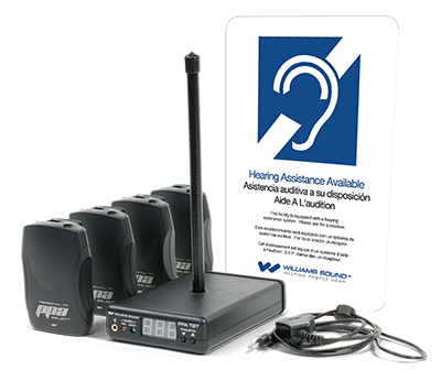 ADA compliant listening systems