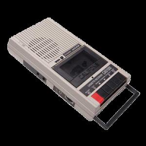 Califone tape recorder