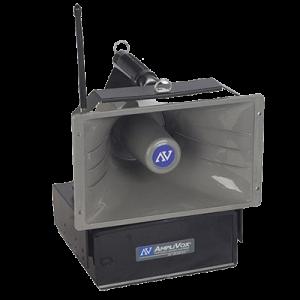 Amplivox portable PA