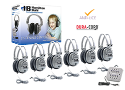 Hamilton Buhl listening center
