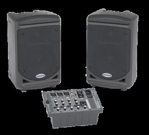 Samson speakers