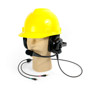 heavy duty headset microphone