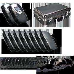 wireless headset microphones