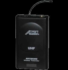 Audio2000 wireless transmitter
