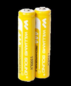 Williams Sound batteries