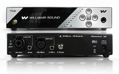 Williams Sound Transmitter