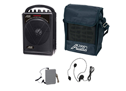 Audio2000 portable PA system