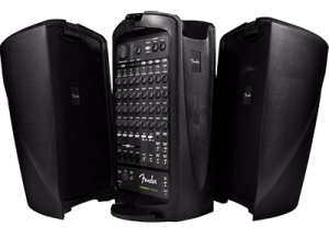 PA Packages by Fender Pro-Audio