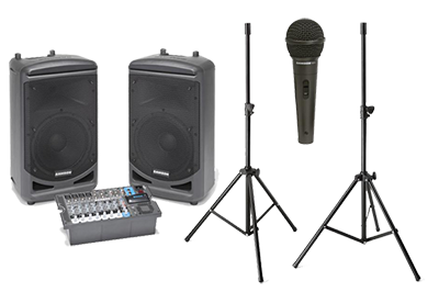 Will a Mini PA System Work for You?