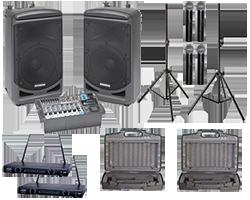 Samson PA System