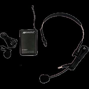 Amplivox headset microphone