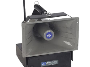 Amplivox mobile speaker