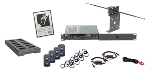 ADA compliant assistive listening system