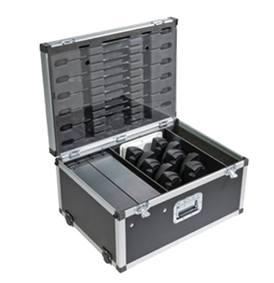 audio equipment and carry case