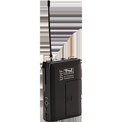 Anchor Audio UHF audio equipment