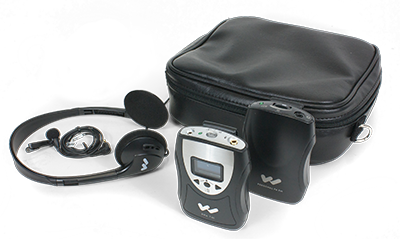 listening system and carry case