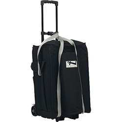 Anchor Audio soft carry case on wheels