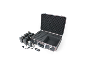 audio equipment and carrying case