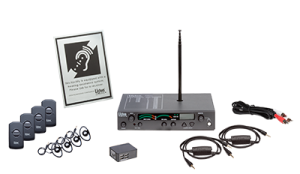 ADA compliant listening system