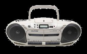 Califone boombox