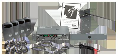 ADA compliant audio system