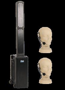 Anchor Audio speakers and handset microphones