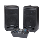 Samson speakers & audio equipment