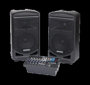 Samson speakers & audio equipment