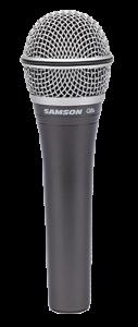 Samson handheld microphone