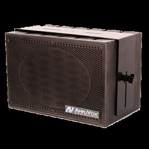 Amplivox audio equipment